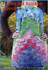Common Threads Over the Rainbow Apron Pattern  FREE US SHIPPING
