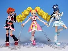 Pretty Cure Max Heart Black White Shiny Luminous SHF S.H.Figuarts Figure Set
