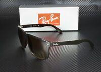RAY BAN RB4147 609585 Top Black Brown Gradient Dark Brown 60 mm Men's Sunglasses