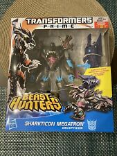 Transformers Prime - Beast Hunters - Sharkticon Megatron - Voyager Class