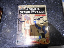 belle reedition blake et mortimer le mystere de la grande pyramide t1