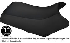 BLACK VINYL CUSTOM FITS YAMAHA BEAR TRACKER 250 SEAT COVER