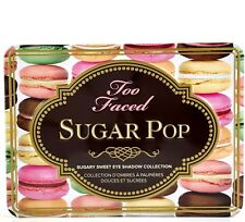 TOO FACED SUGAR POP Sugary Sweet Eyeshadow Collection New in Box Authentic