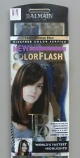 Extensions Balmain Hair ColorFlash 25 cm 12 pièces Blue Ray