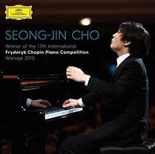 Seong-Jin Cho - Winner Of The 17th International Fryderyk Chopin Piano  (NEW CD)