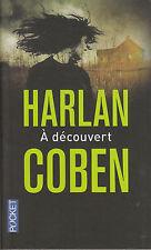 Livre de poche A découvert Harlan Goben  book