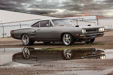 """Dodge Super Bee Muscle Car (5) New 24"""" x 36"""" poster USA Seller"""