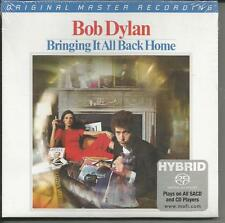 Bringing It All Back Home ~ Bob Dylan  , Limited Edition - Mfsl - Neu !!!