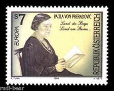 Österreich Nr. 2189  **  Paula von Preradovic  Europa