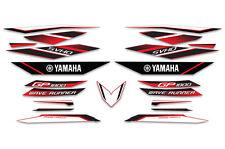 2017 YAMAHA WaveRunner GP 1800 Graphic Decal Kit OEM Stickers Jet Ski RED