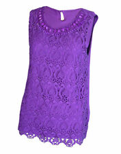 Lace Tops & Shirts Size 12 for Women