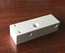 Replicator 2 3D printer MK8-extruder Bar Mount Makerbot Coldblock Hotend