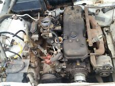 HOLDEN TF GEMINI TE TG LONG ENGINE MOTOR ( CONDITION UNKNOWN )