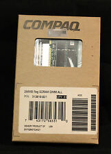 Compaq PC-2100 256 MB 266 MHz DDR SDRAM Memory (282434-B21) New-For Desk Top PC