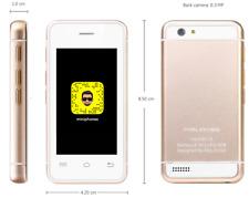 Mini Téléphone Indétectable - MELROSE S9x - Livraison Gratuite depuis la France