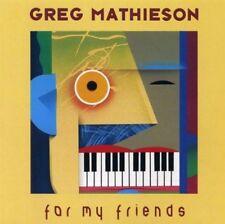 Mathieson, Greg - For My Friends MICHAEL LANDAU CD NEU