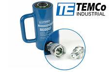 "TEMCo HC0007 - Hydraulic Cylinder Ram Single Acting 10 TON 4"" Inch Stroke"