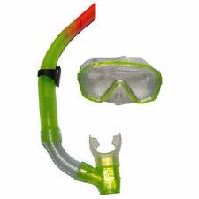 Tauschermaske Schnorchel Set Für Kinder ab 6 Jahren Pro Star Silikon Taucherset