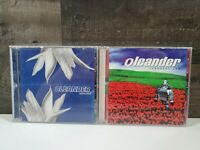 Oleander cd lot. 2 cds.  February son and Unwind