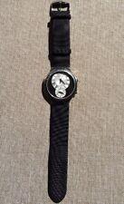 Philip Stein Teslar Black/Silver Men's Watch (needs screws for case back)