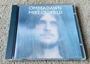 Mike Oldfield – Ommadawn (1975 Virgin) CDV 2043 CD