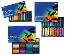 Mungyo Artist Square Soft Pastels Full Stick (4 Different Sets Available)