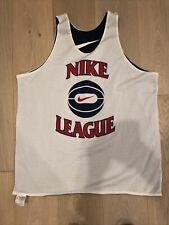 Nike Basketball Jersey. Rare Reversible Nike League Jersey From Mid 90's Sz Xxl