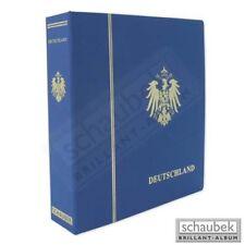 Schaubek L-620N Album Deutschland 1872-1945 Standard im geprägten Ganzleinen-Sch