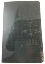 Moleskine Star Wars Darth Vader 2014 New Weekly Notebook Diary Planner Black