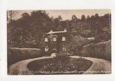 Flint Cottage Boxhill George Meredith Residence Vintage Postcard 303a