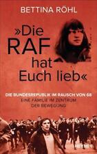 "EV*10.4.2018 Bettina Röhl ""Die RAF hat euch lieb"" Bundesrepublik im Rausch v. 68"