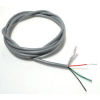 28 AWG four core wire / stranded cable 1, 5, 10 or 100 meters