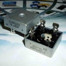 10 PCS KBPC3510 ZIP-4 KBPC-3510 15,25,35A HIGH CURRENT BRIDGE RECTIFIER