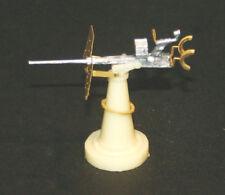 Coastal Craft Single 20mm Oerlikon on Early Mount 1:72 - Model boat Fittings