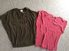 Batwing Style Tops By Purr And Supre Sz small