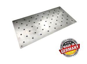 Schweißtisch Lochtisch Lochplatte Schweißplatte 800x400x10mm