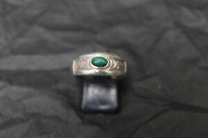 Ring Art Deco Antik 925er Silber um 1940 Herrenring Damenring Ags062