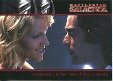 Battlestar Galactica Season 1 Promo Card P3
