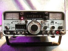 IFR FM/AM-500 FM/AM Signal Generator Communications Service Monitor.