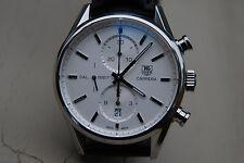 TAG Heuer Carrera Calibre 1887 Automatic Chronograph 41mm watch !!NO RESERVE!!