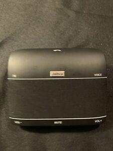 Jabra Freeway HFS100 Bluetooth Speakerphone with Visor Clip Used