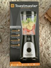 Toastmaster Mini Personal Blender For Smoothies, Etc. TM-3MBL