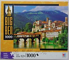 jigsaw puzzle 1000 pc BIG BEN Bridge in Bassano del Grappa Italy