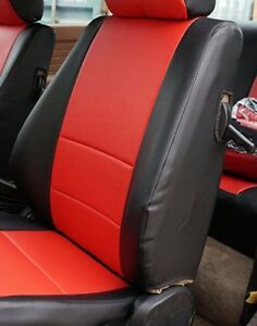 IGGEE S.LEATHER CUSTOM FIT SEAT TOP COVER