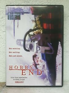 HOBBS END DVD - Catarina Conti, Stacy Hunter, Jerry Fitzpatrick