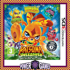 Moshi Monsters Katsuma Unleashed (Nintendo 3DS 2DS 3DS XL)