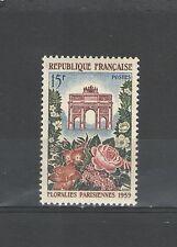 R596 - FRANCIA 1959 -  ARCO DI TRIONFO N. 1189** - VEDI FOTO