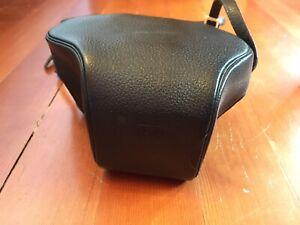 Original Nikon F Ever Ready Pebble Leather Camera Case