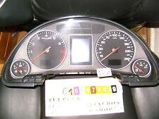 tacho kombiinstrument audi a4 b7 8e 8e0920900h cluster clock cockpit tachometer