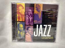 Rare Jazz Legends From Laser Light NEW 2000 Delta Entertainment           cd5788